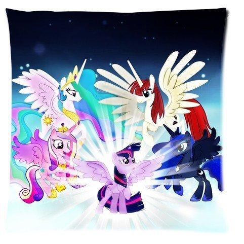 Popular Cartoon My Little Pony Custom Zippered Pillow Case 20