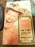 img - for Minnie Pearl: AN AUTOBIOGRAPHY by Minnie Pearl, JOAN DEW (1982) Paperback book / textbook / text book