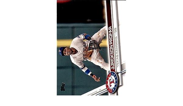 2017 Topps Baseball #367 Jurickson Profar Texas Rangers at Amazons Sports Collectibles Store