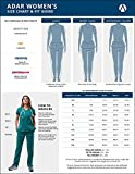 Adar Underscrubs for Women - Long Sleeve Underscrub