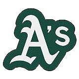 MLB Oakland Athletics Mascot Mat, Team Color, One Size