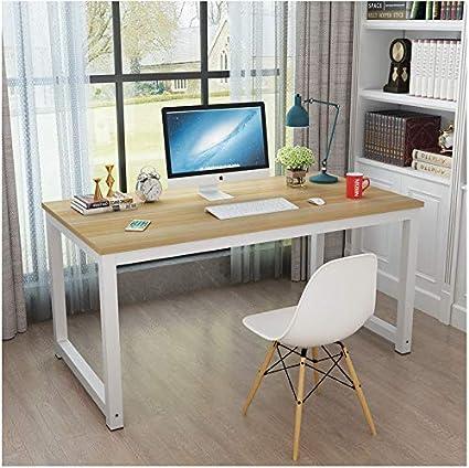 Amazon Com Computer Desk Home Office Pc Laptop Table Workstation