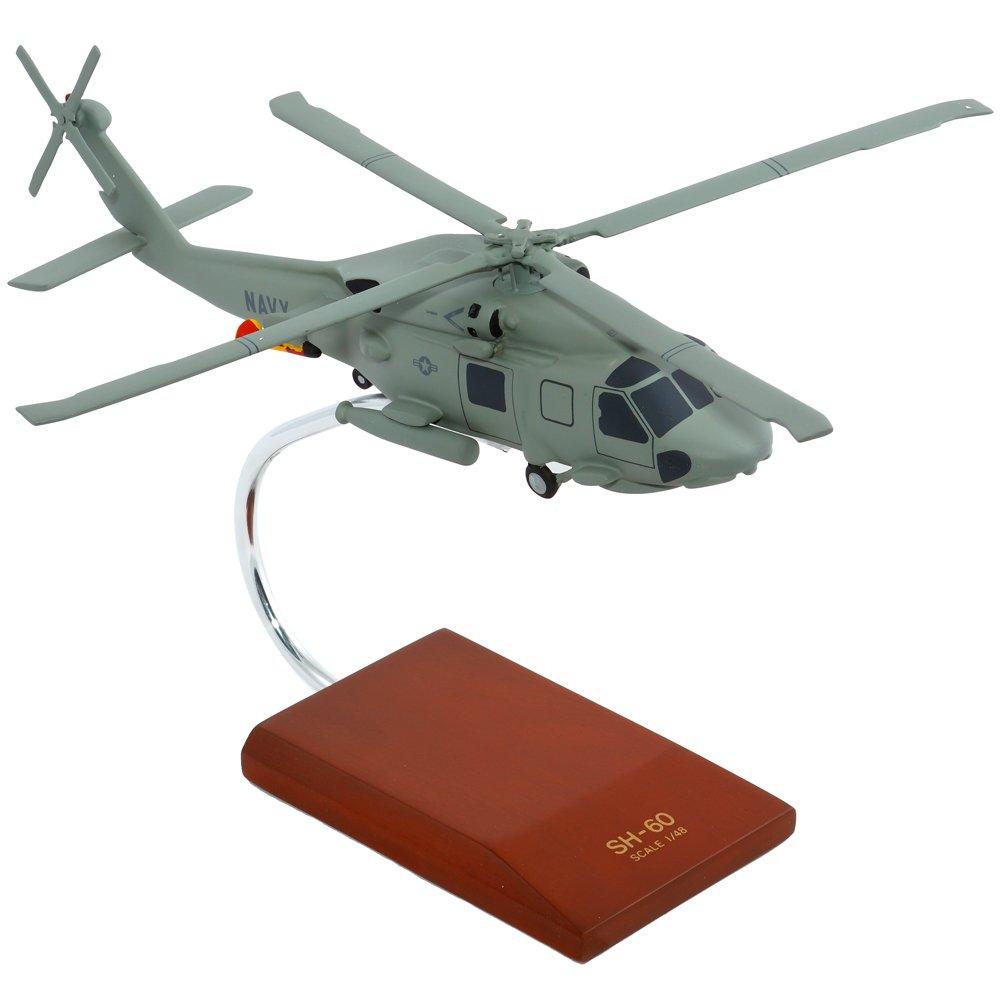 Mastercraft Collection Sikorsky SH-60B Seahawk Model Scale:1/48