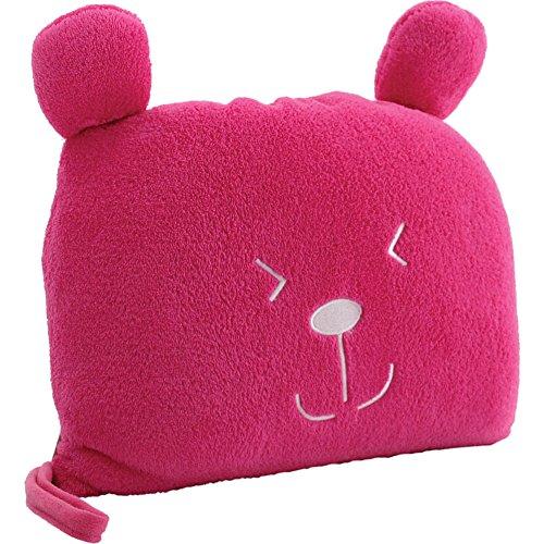 Lug UCB Agent Potts Blanket and Pillow, Rose Pink