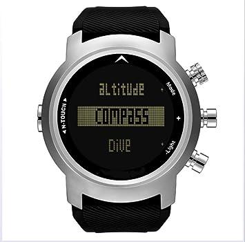 ZJH Smart Diver Watch para Hombre Reloj Deportivo Digital ...