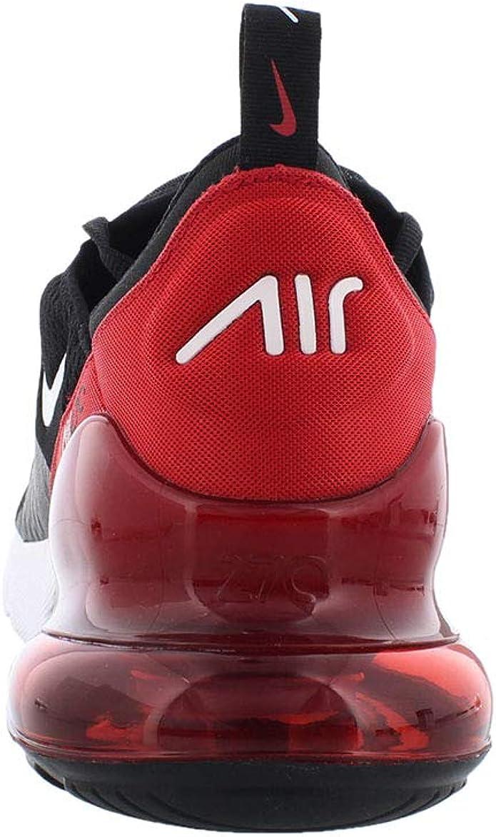 air max 270 blanco con rojo