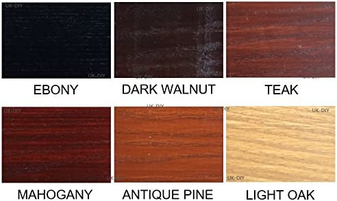 5l Crown All Purpose Exterior Woodstain All Colours Decking Cladding Fascias Etc Ebony Amazon Co Uk Diy Tools