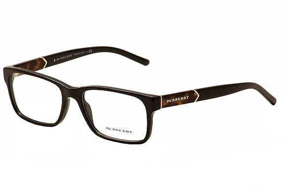 Amazon.com: Burberry Men\'s BE2150 Eyeglasses Black 55mm: Shoes