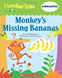 Monkey's Missing Bananas, Liza Charlesworth, 0439690323