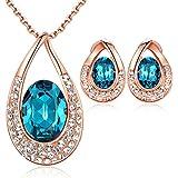 Leafael Ocean Bubble Women's Jewelry Set...