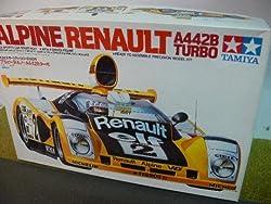 Tamiya 1/24 Alpine Renault A442B Turbo Model Car kit by Tamiya