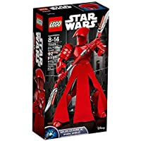 LEGO Star Wars Episodio VIII Elite Pretorian Guard 75529 Kit de construcción (92 piezas)