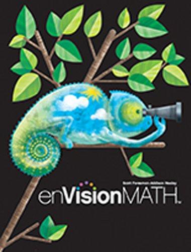 Scott Foresman-Addison Wesley enVision Math, Grade 4