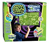 download ebook glow crazy- glow in the dark distance doodler- 4 color canvas wall clings pdf epub