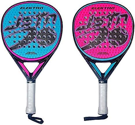 Pala Padel Just Ten Elektra Dual Kolors: Amazon.es: Deportes y ...