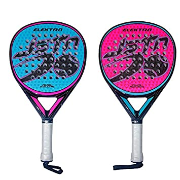 Pala Padel Just Ten Elektra Dual Kolors: Amazon.es: Deportes y aire libre
