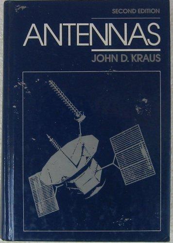 - Antennas by John Daniel Kraus (1988-03-01)
