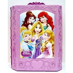 Amazon.com: Disney Princess Doll Case: Toys & Games