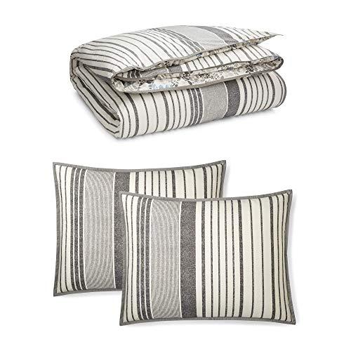 (Ralph Lauren Devon Striped Queen Comforter Set)
