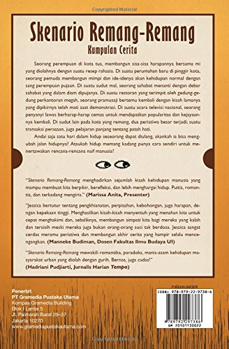 Skenario Remang Remang Indonesian Edition Jessica Huwae
