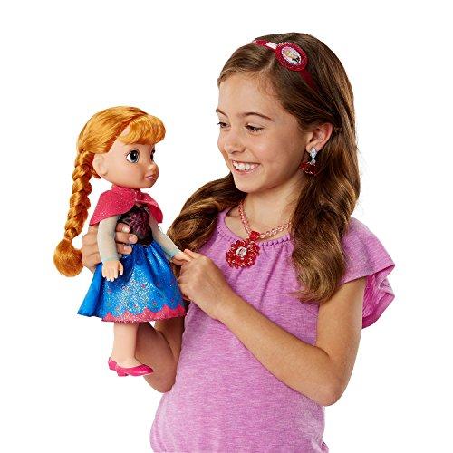 (Frozen Disney Toddler Anna Doll)
