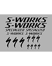 Pegatinas S-Works F35 Vinilo ADESIVI Decal AUFKLEBER КЛЕЙ MTB Stickers Bike