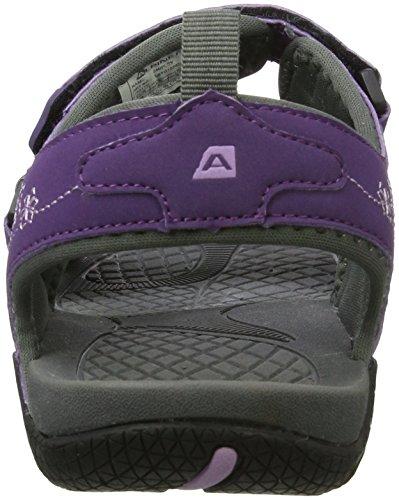Alpine Pro Sandalias planas Shipley Violeta EU 40