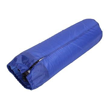 Saco de dormir de polietileno de picnic Mat Pad Camping colchón 78 x 78), color plateado: Amazon.es: Deportes y aire libre