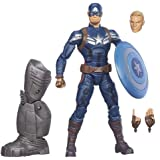 Captain America Marvel Legends Captain America Figure 6 Inches