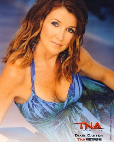 Dixie Carter - Official TNA Wrestling 8x10 Promo Photo