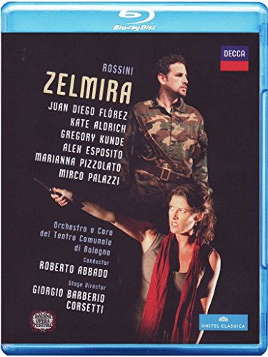 Rossini: Zelmira [Blu-ray] -