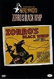 Zorro's Black Whip (Collection Les héros masqués)