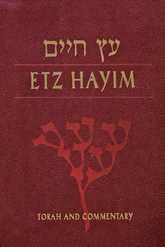 Pdf Bibles Etz Hayim: Torah and Commentary