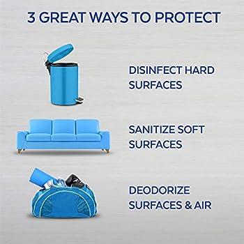 Lysol Disinfectant Spray, Crisp Linen, 25oz (2x12.5oz) 4