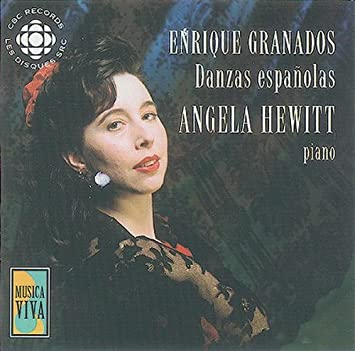 Angela Hewitt, Enrique Granados - Granados: Spanish Dances - Amazon.com Music