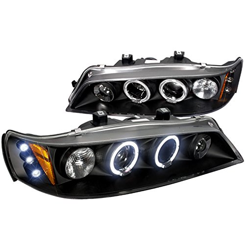 Honda Accord Projector Lights - 3