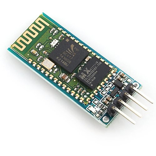 Arduino Wireless Bluetooth Transceiver Module Slave 4Pin Serial + DuPont Cable, Best Gadgets