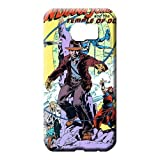 Samsung Galaxy S7 case cover Fashionable For phone Protector Cases phone carrying covers Indiana Jones and the Temple of Doom
