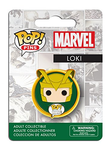 Funko Pop Pins Marvel Action product image