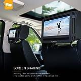 APEMAN 9.5'' Portable DVD Player for Kids and Car