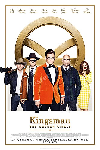 Posters USA - Kingsman the Golden Circle Movie Poster GLOSSY FINISH - FIL614 (24