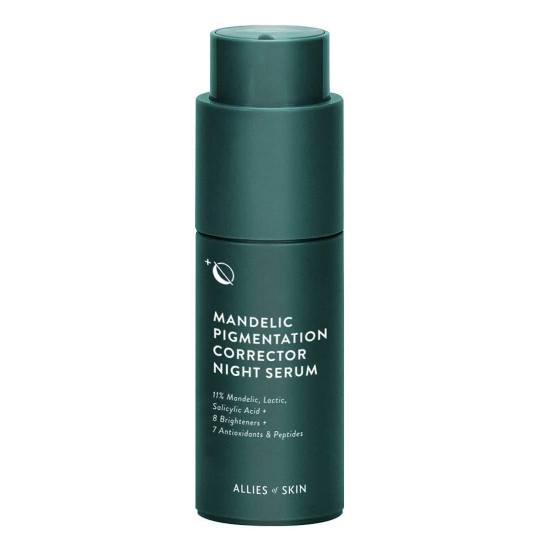 ALLIES OF SKIN Mandelic Pigmentation Corrector Night Serum 30ml B07MDX6Y2W