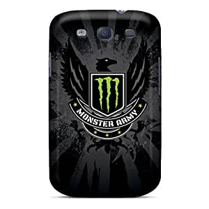 Great Hard Cell-phone Case For Samsung Galaxy S3 (aMx18223JlaC) Provide Private Custom Attractive Monster Army Series