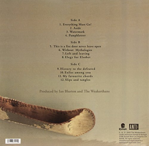 Weakerthans Left And Leaving Amazon Music