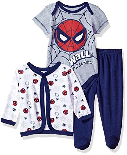 baby boy clothes marvel - 2