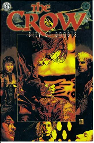 James O\'Barr\'s The Crow: City of Angels #2 Cover A (Kitchen Sink ...