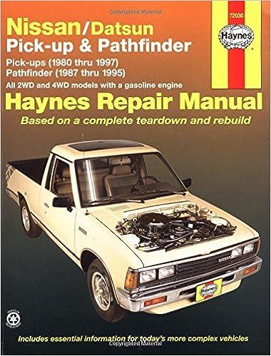 Großartig 97 Nissan Pickup Schaltplan Bilder - Elektrische ...