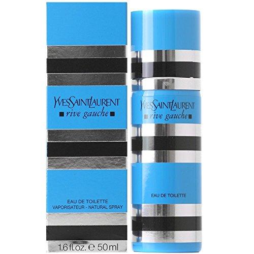 YSL Rive Gaughe Eau De Toilette Spray for Women, 1.6 Ounce