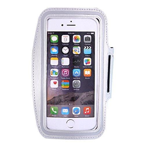 Stylish Sport Neoprene Armband for Ipod Nano 7 - Black - 7