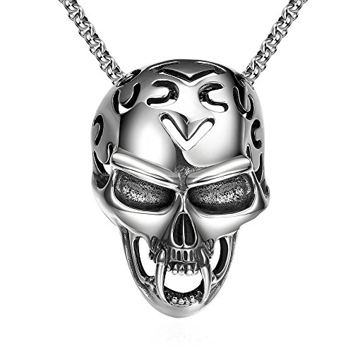 hot-sale-925-sterling-silver-jewelry-skull-pendant-necklace-send-male-friend-fine-fashion-gift-sales
